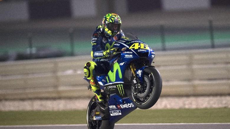 Hasil yang Cukup Mengejutkan untuk Rossi