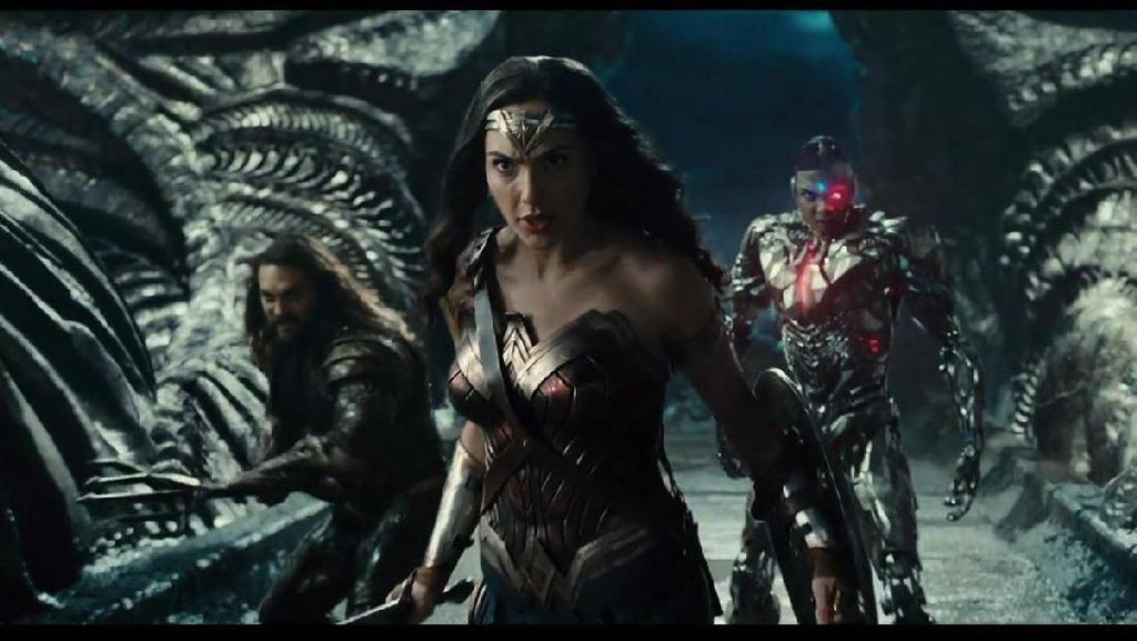 Menyambut Para Jagoan DC Di Trailer Terbaru Justice League
