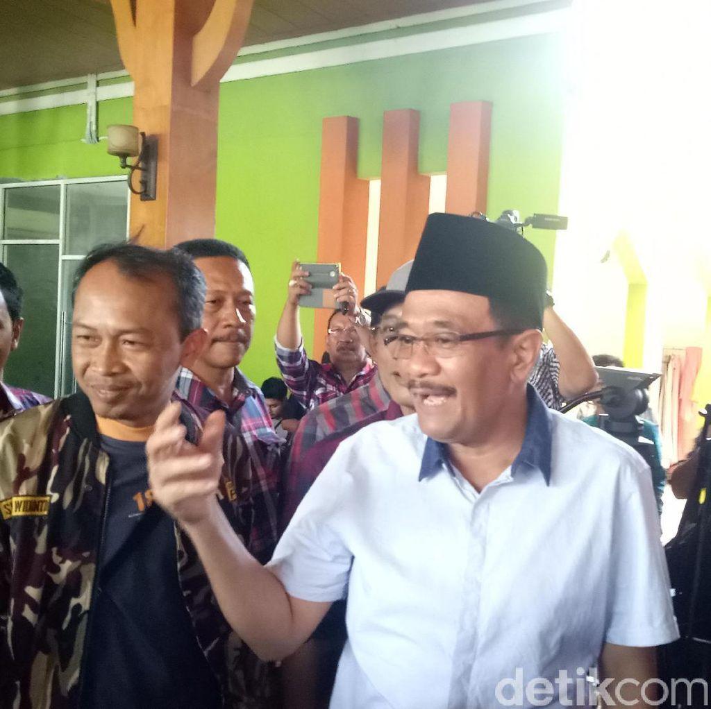 Djarot Izinkan PKL Jualan di Kantor Pemerintahan, Tapi Ada Syaratnya