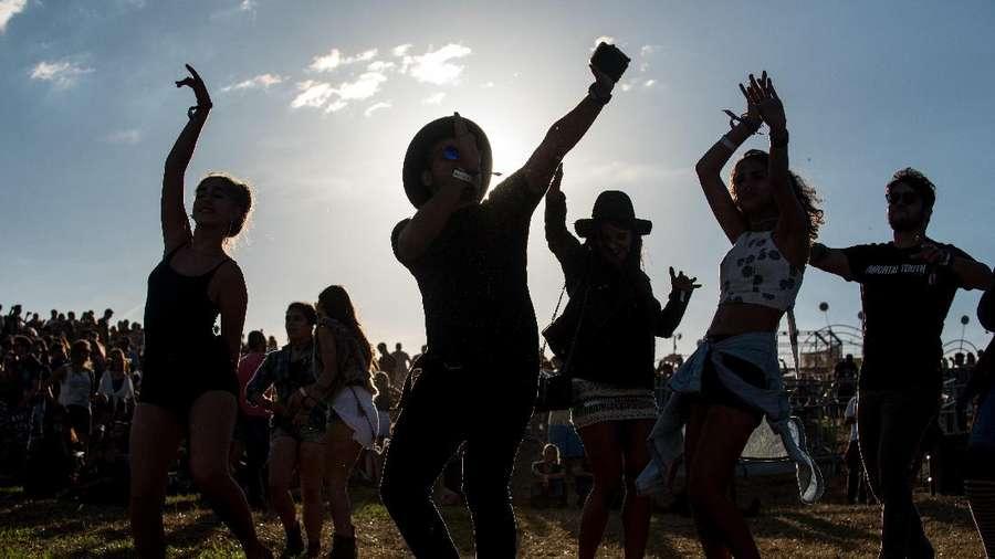 Party di Lollapalooza Brasil