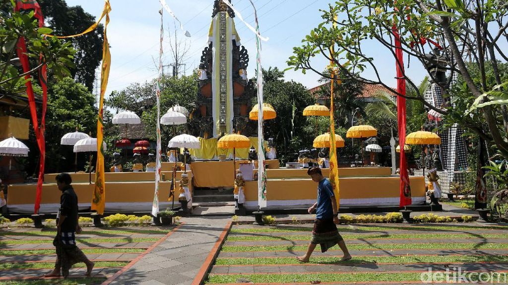 MUI Bali Sebut Perayaan Nyepi Tahun Ini Berjalan Tertib dan Aman