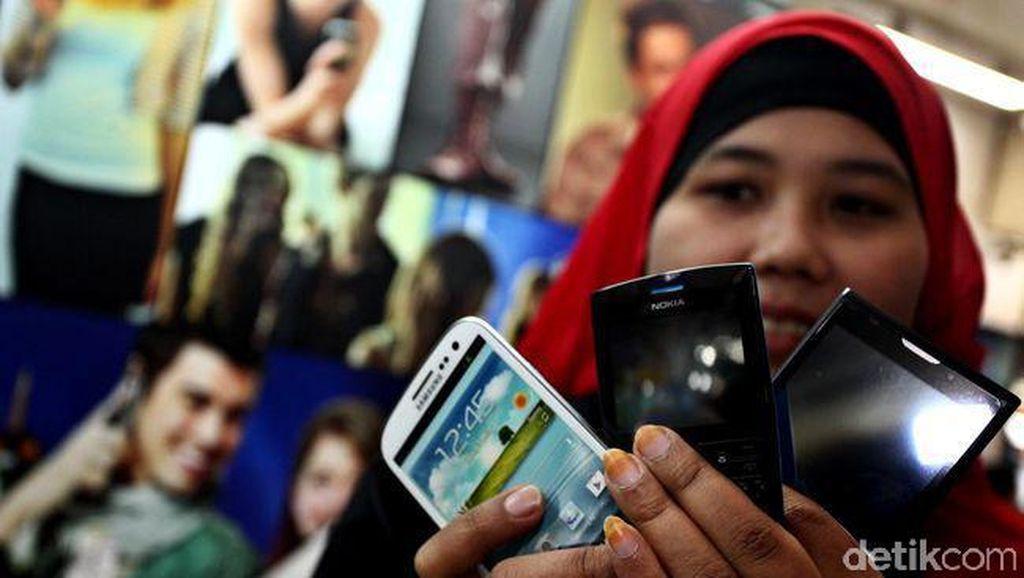 Ponsel BM Rentan Disisipi Malware Pencuri Data