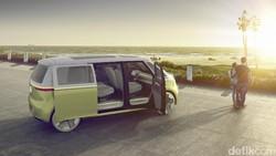 MPV Futuristik Impian Jerman