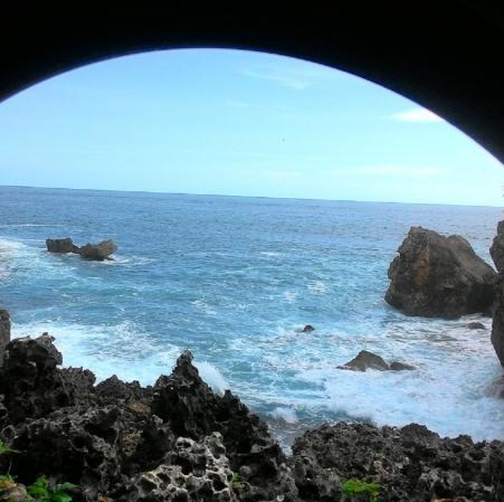 Ide Destinasi Liburan Nyepi: Pantai Buron Gunungkidul