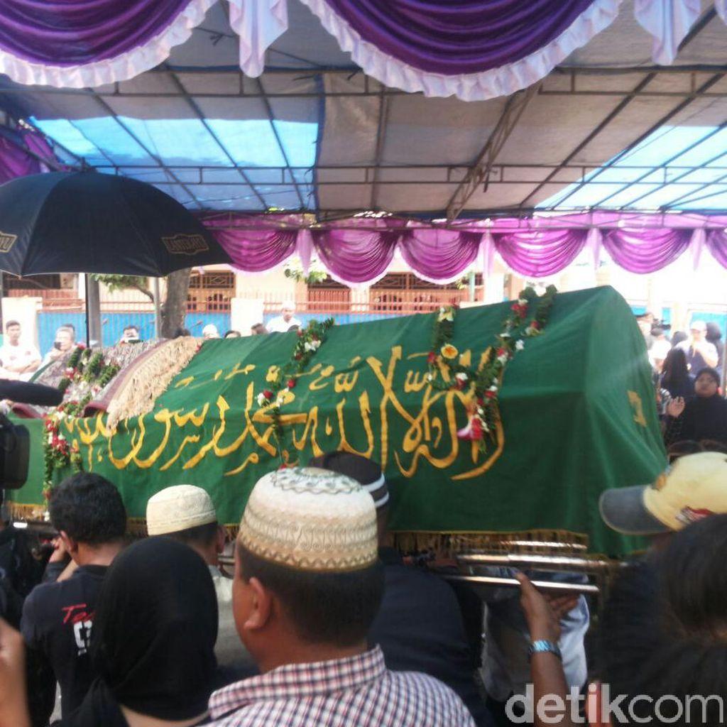 Jelang Pemakaman, Eko DJ Disalatkan di Masjid Dekat Rumah