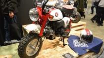 Honda Setop Produksi Motor 50 cc Ini