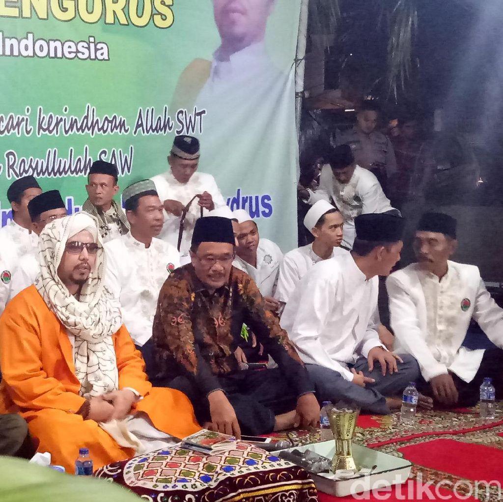 Bersama Hamka Haq, Djarot Hadiri Tablig Akbar Kebangsaan di Jakut