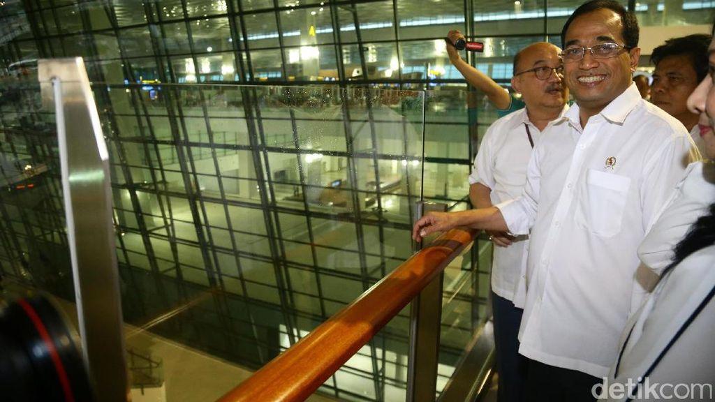 Terminal 3 Internasional Bandara Soetta akan Beroperasi April