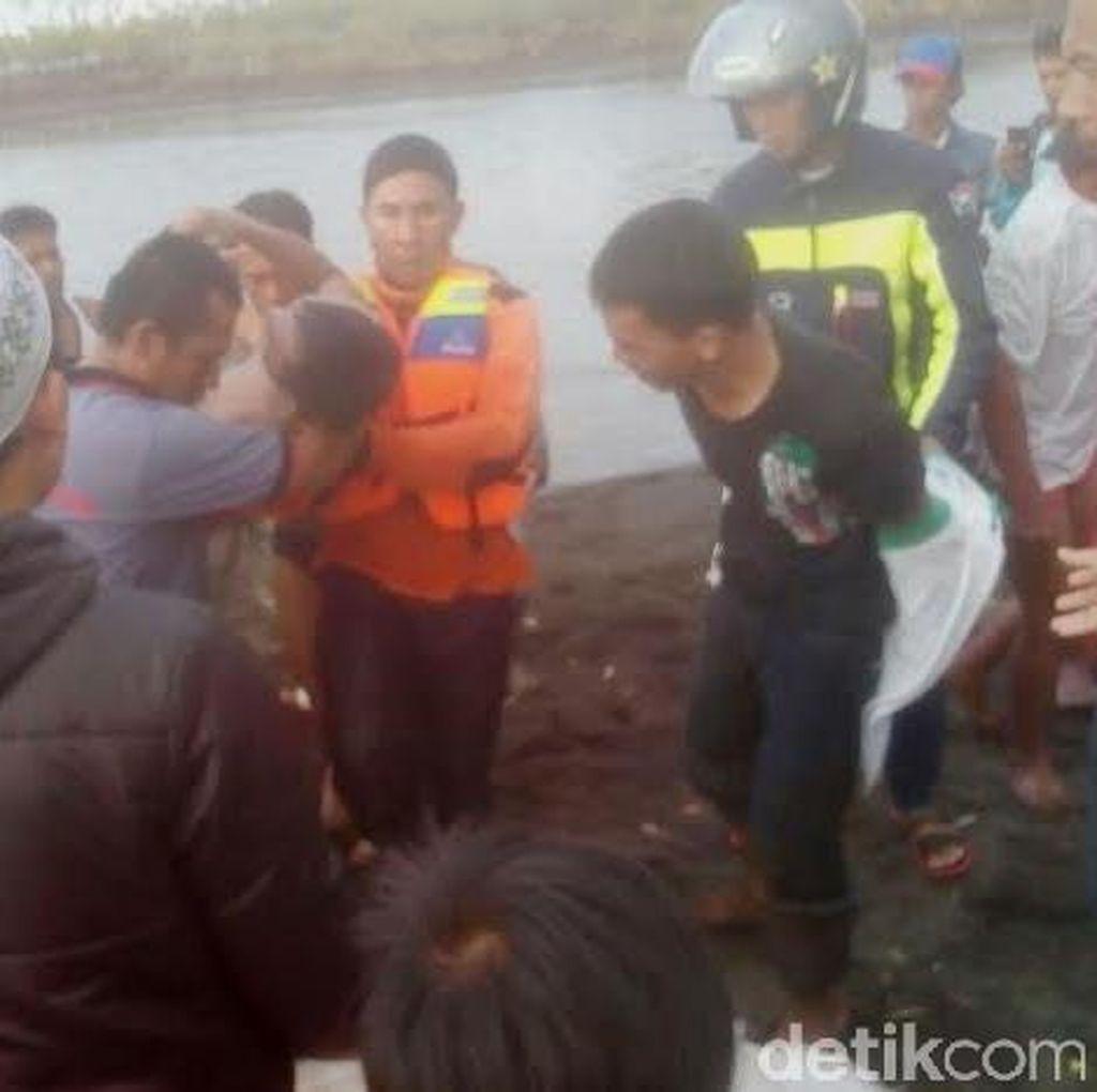 Pemancing Bondowoso yang Hilang Ditemukan Tewas Terbenam Lumpur