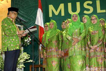 Khofifah Kembali Pimpin Muslimat NU