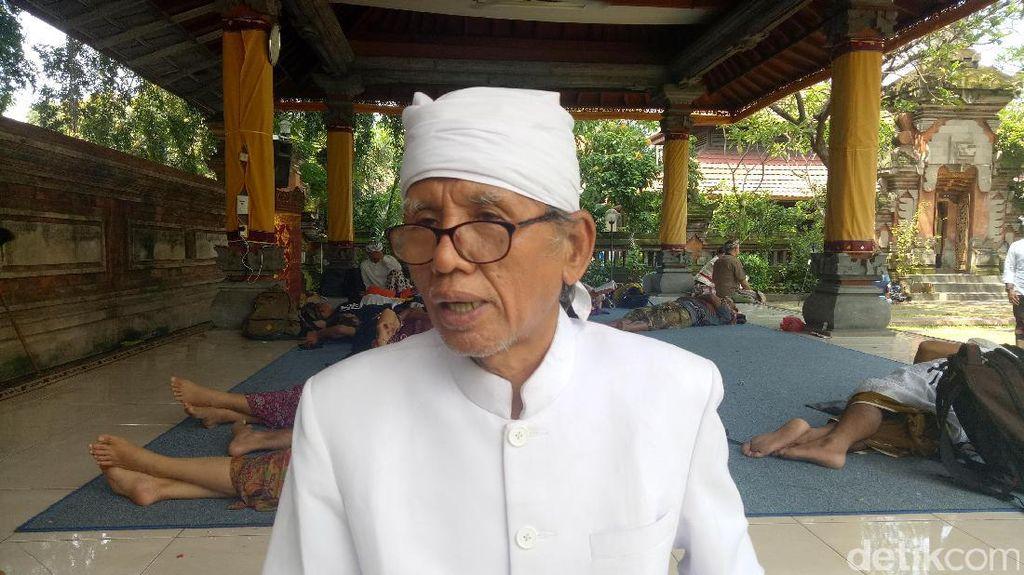 Hari Nyepi, Umat Hindu Berdoa untuk Kedamaian