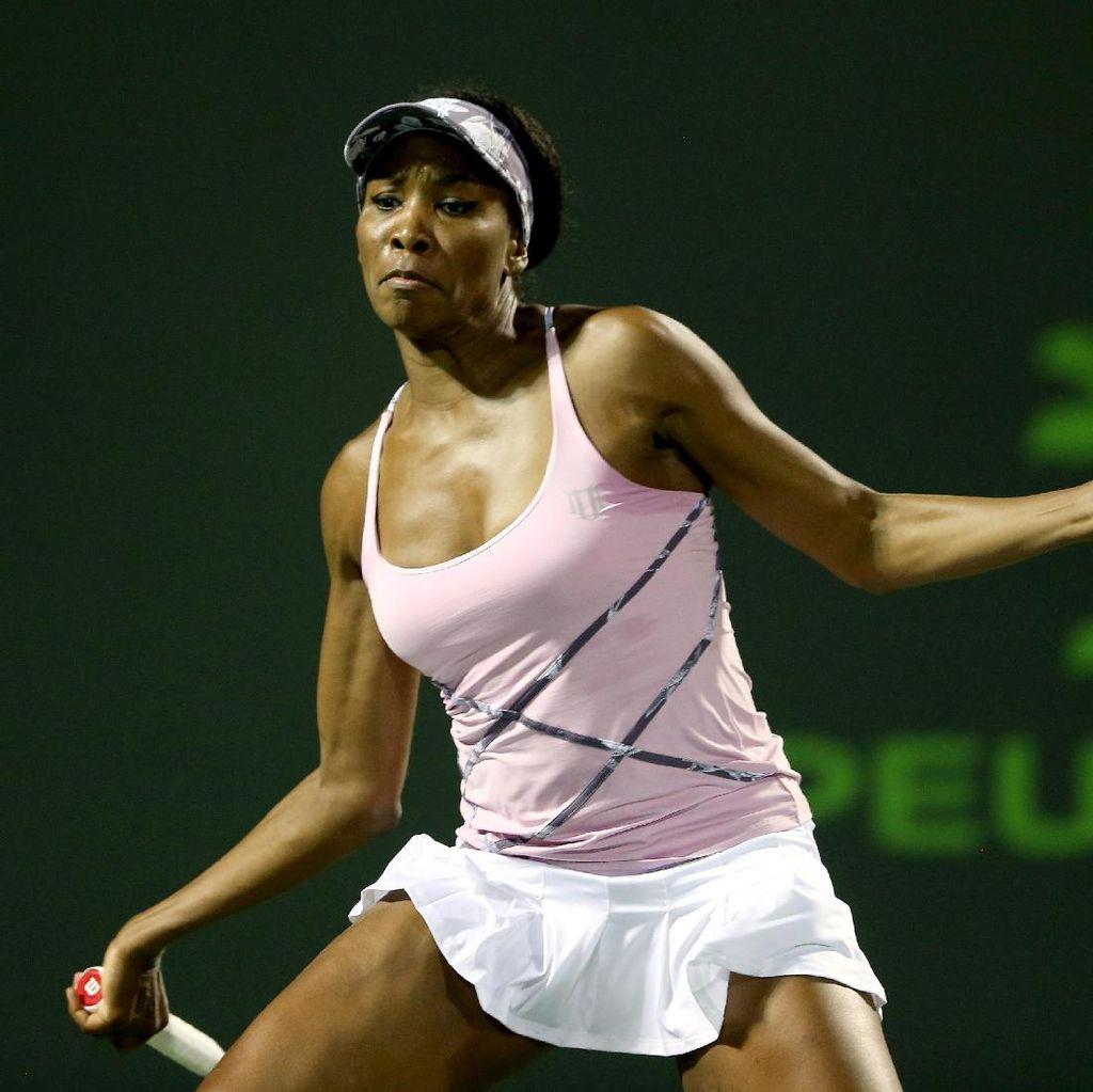 Venus Tantang Kerber di Perempatfinal