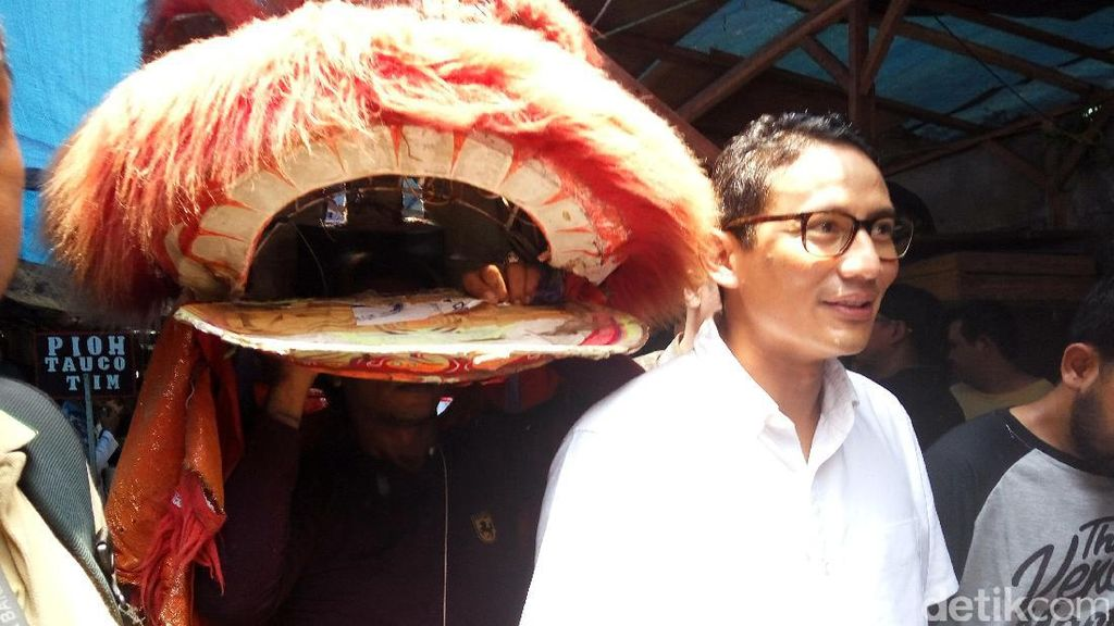 Sandiaga: Terima Kasih PPP Sudah Pinjamkan Kader