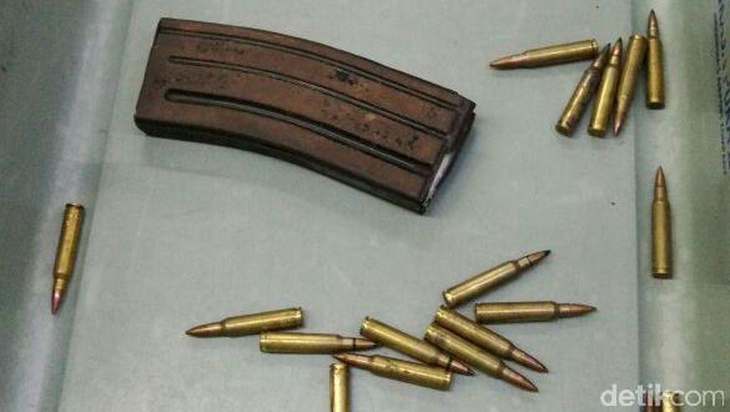 Polisi Dalami Penemuan Magasin dan 25 Peluru di Bandara Cengkareng
