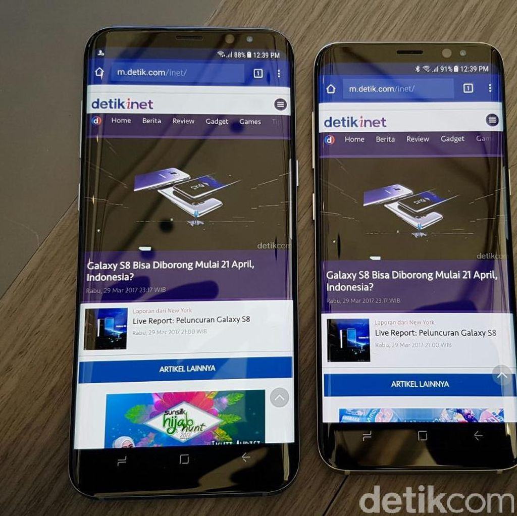 5 Fitur Unggulan Galaxy S8