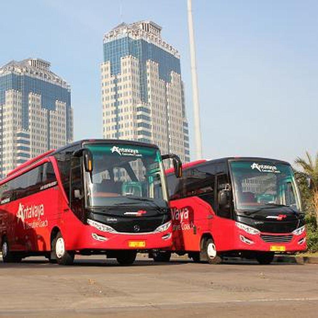 Promo Menarik Bus Antavaya Executive Coach di Mega Travel Fair 2017