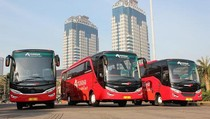 Promo Menarik Bus Antavaya Executive Coach di Mega Travel Fair 2017