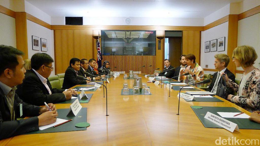 Proses Regulasi di Australia Hampir Sama dengan di Indonesia