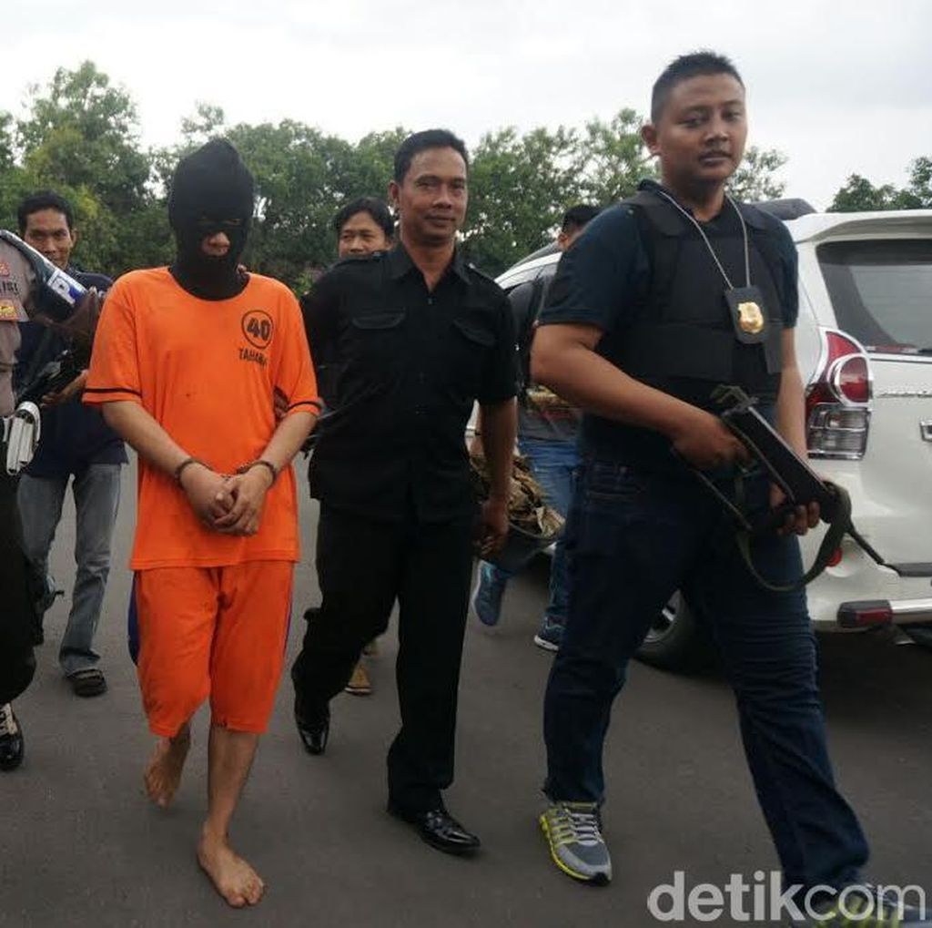 Persoalan Asmara Picu Pembunuhan Pedagang Sembako di Jombang