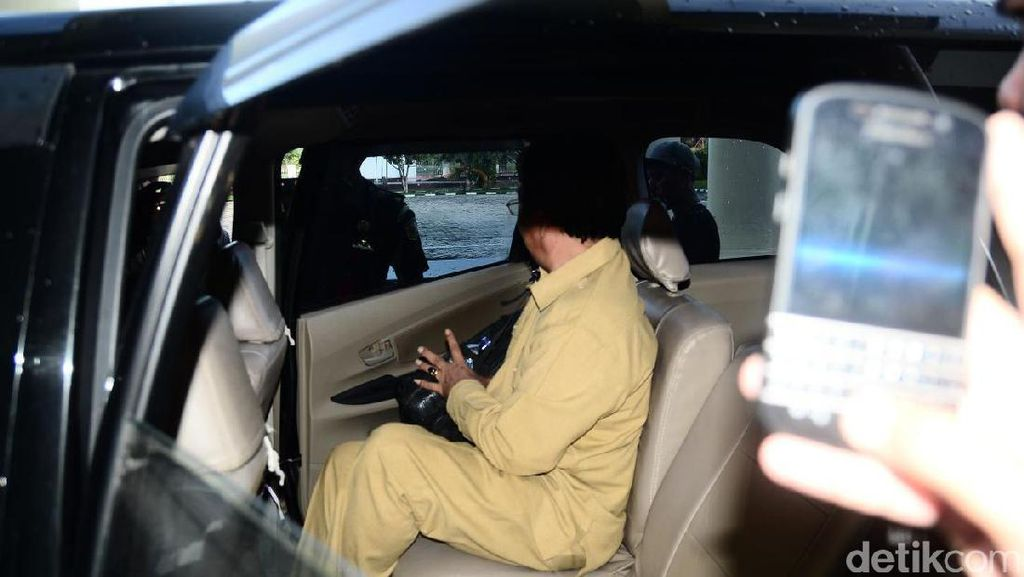 Kasus Korupsi Tambak Garam, Kadis Perindag Sabu Raijua Ditahan