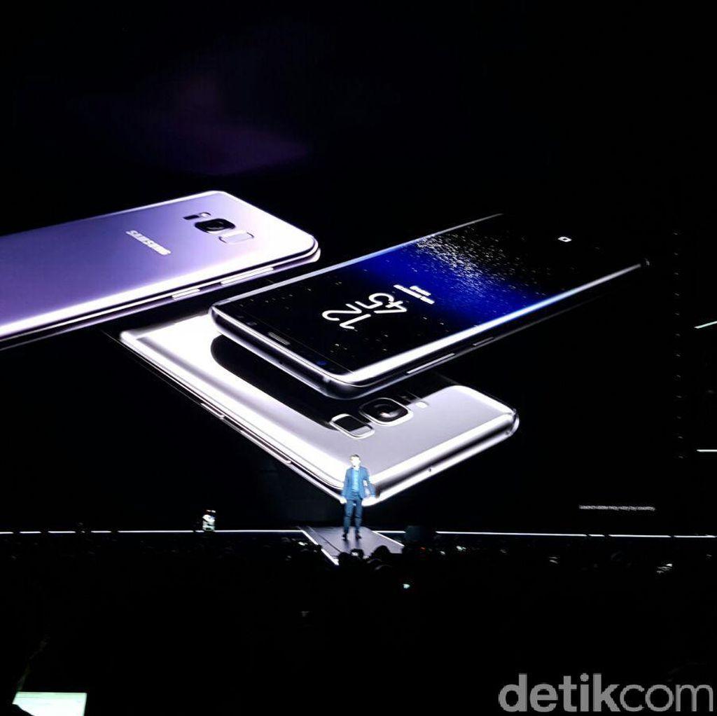 Galaxy S8 Bisa Diborong Mulai 21 April, Indonesia?