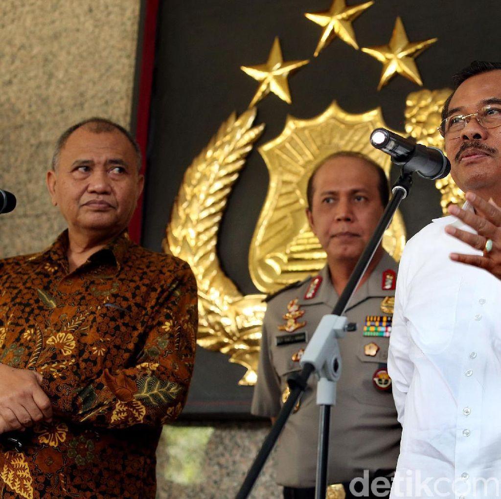 MoU Kulo Nuwun, Prasetyo: Kita Hadapi Perlawanan Balik Koruptor
