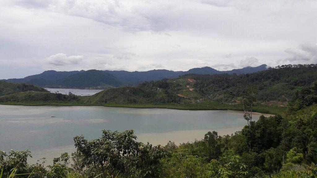 Tingkatkan Pariwisata Danau Toba, Terusan Tano Ponggol Diperlebar