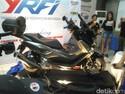 Yamaha NMAX YRFI Edition, Gagah Pas Buat Touring