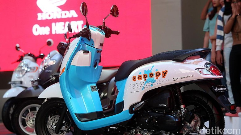 Honda Ingin Skutik 110 cc Tetap Eksis