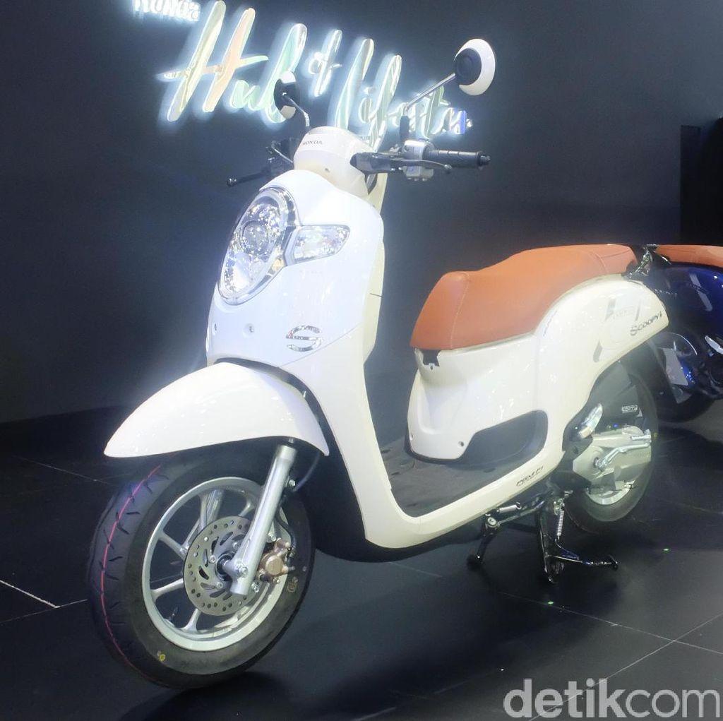 Honda Rilis Scoopy Terbaru