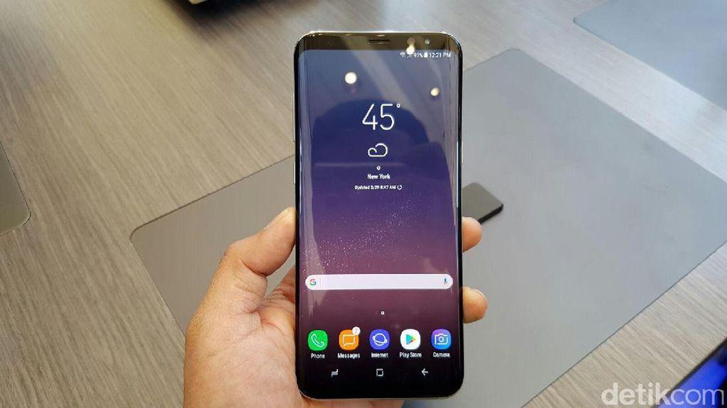 Samsung Buka Pemesanan Galaxy S8