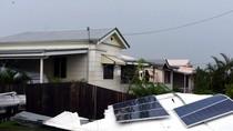 Penampakan Kerusakan Topan Debbie di Queensland