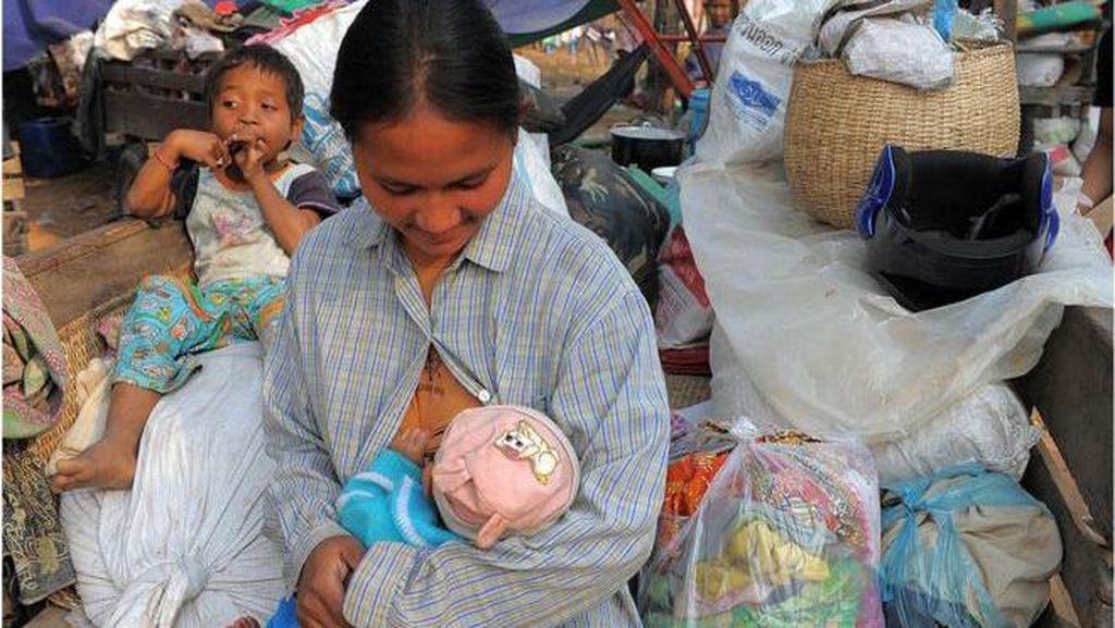 Kamboja Larang Para Ibu Menjual ASI-nya