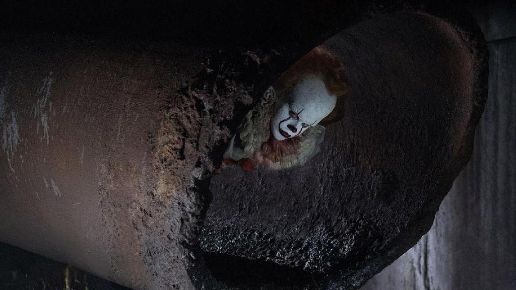 Trailer It, Kembalinya Teror Badut yang Mengancam dari Stephen King