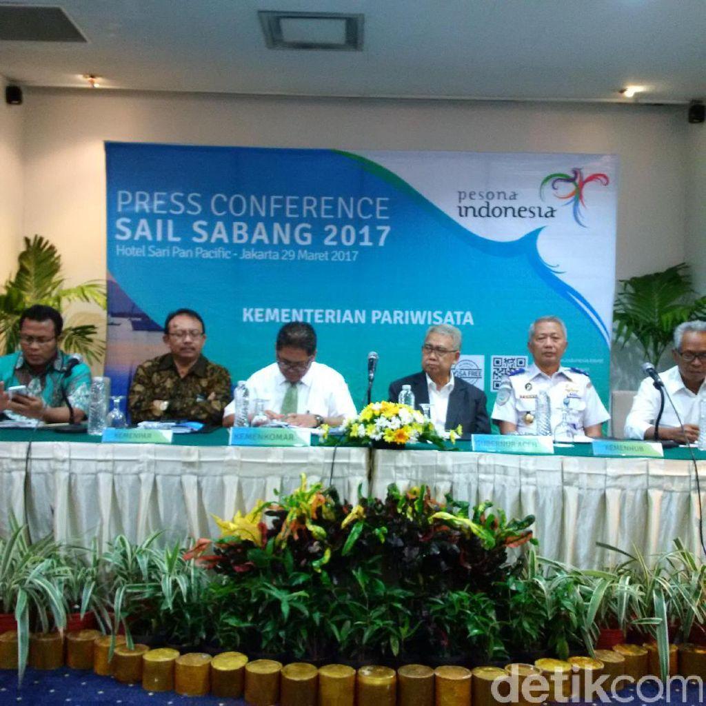 Sail Sabang 2017 Siap Digelar Akhir Tahun