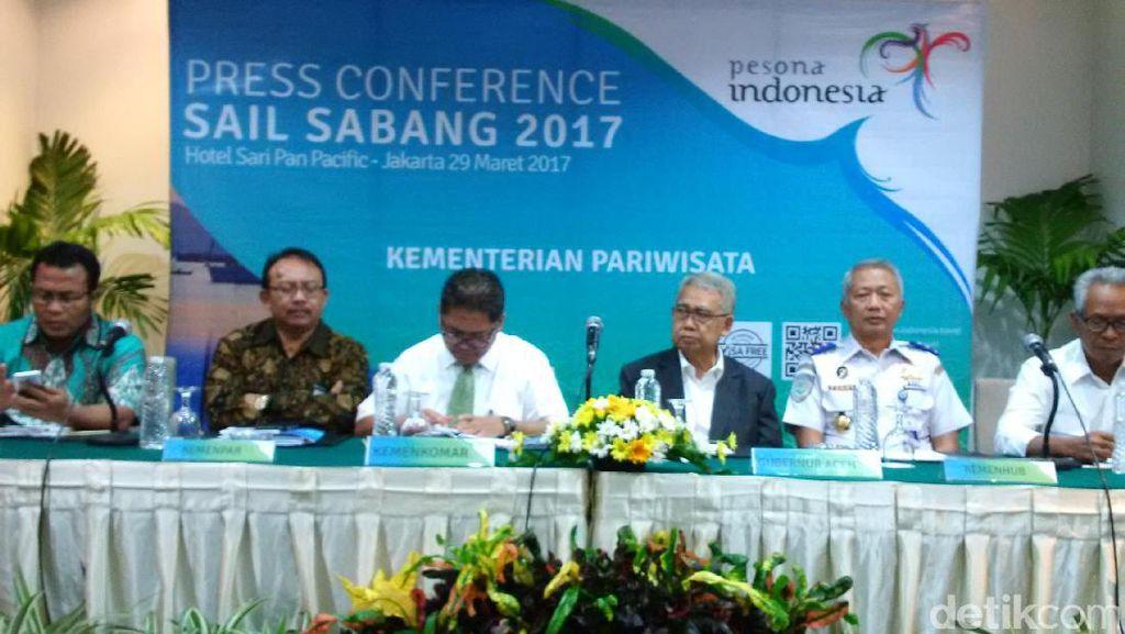 Tuan Rumah Sail Sabang 2017: Pulau Kami Aman, Nyaman, Juga Indah