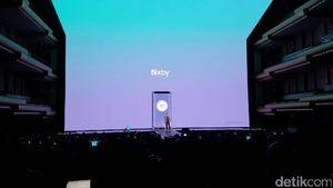 Bixby, Teman Pintar Pengguna Galaxy S8