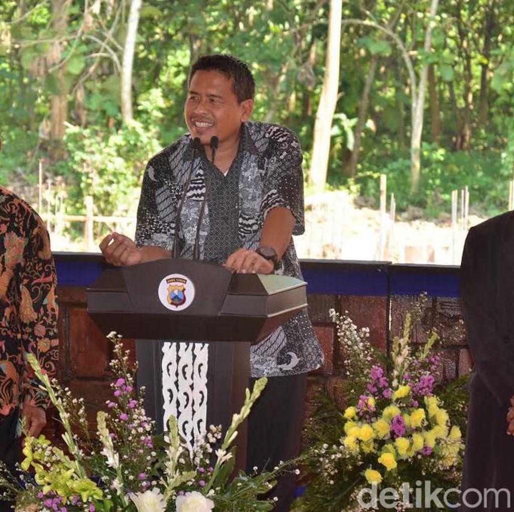Ali Fauzi dkk Dirikan Yayasan Lingkar Perdamaian di Lamongan