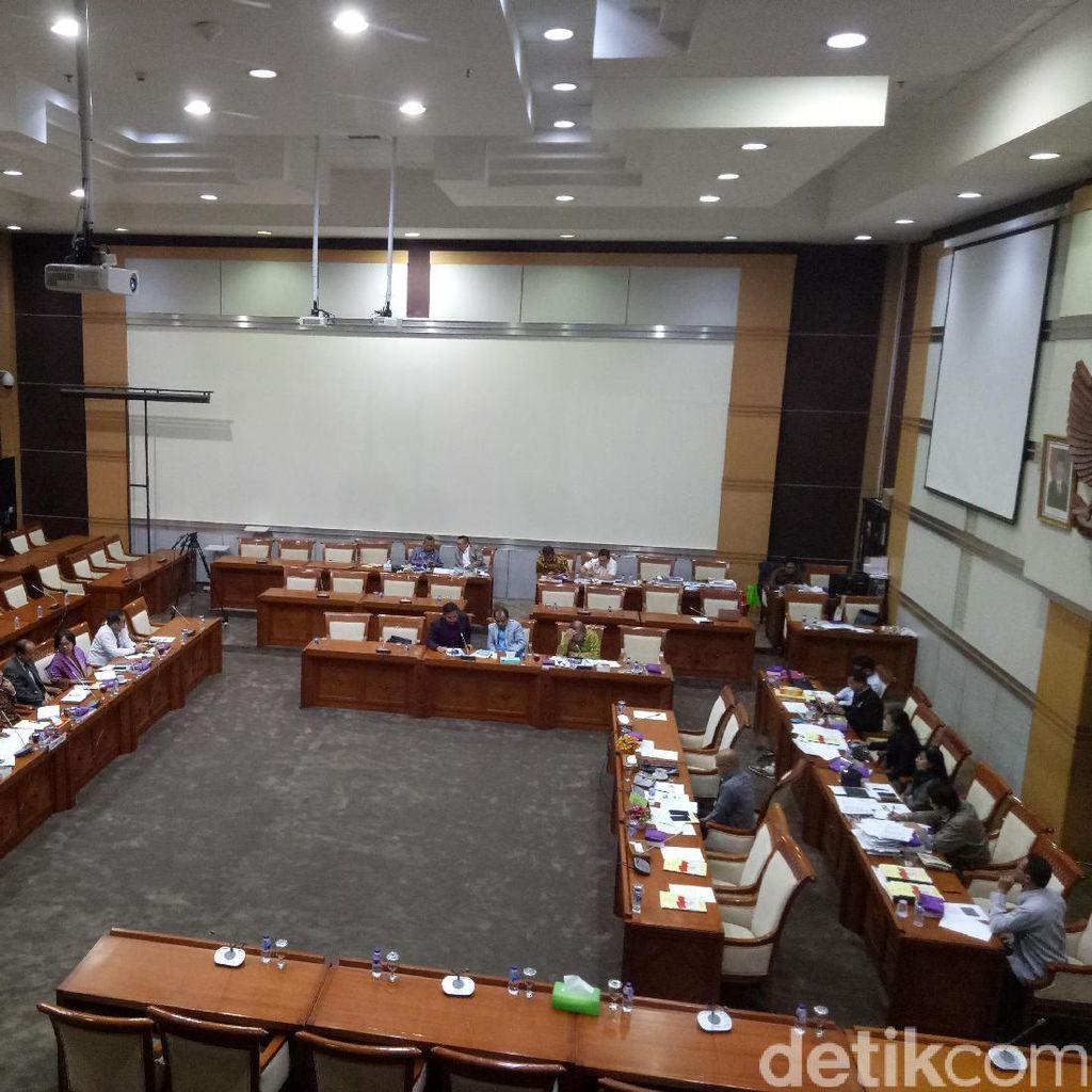 Komisi III DPR Dukung Revisi UU tentang HAM