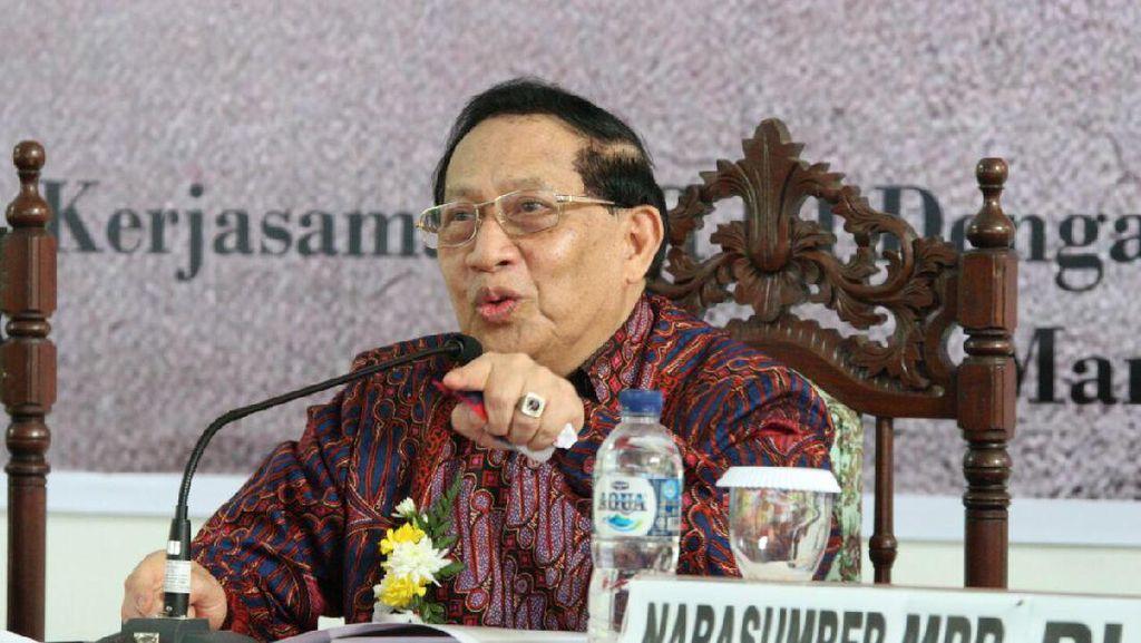 Bahas Masalah Ketimpangan, MPR Kumpulkan Pakar Ekonomi