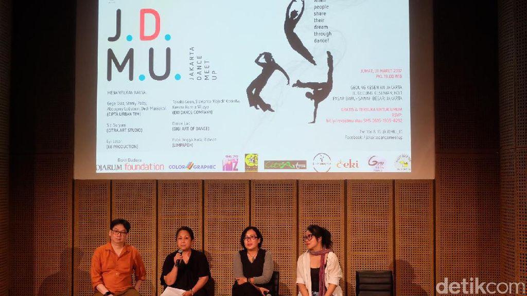 Jakarta Dance Meet Up Juga Memetakan Komunitas Tari Ibukota