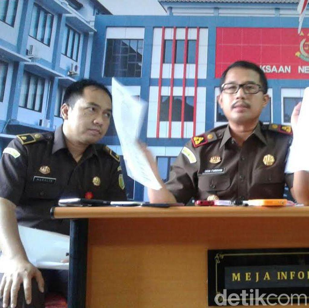 Kejari Surabaya Terima Surat Kuasa Khusus Sidang Aset Pemkot