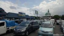Pascanyepi, Antrean di Pelabuhan Ketapang Sempat ada Antrean 3 Km