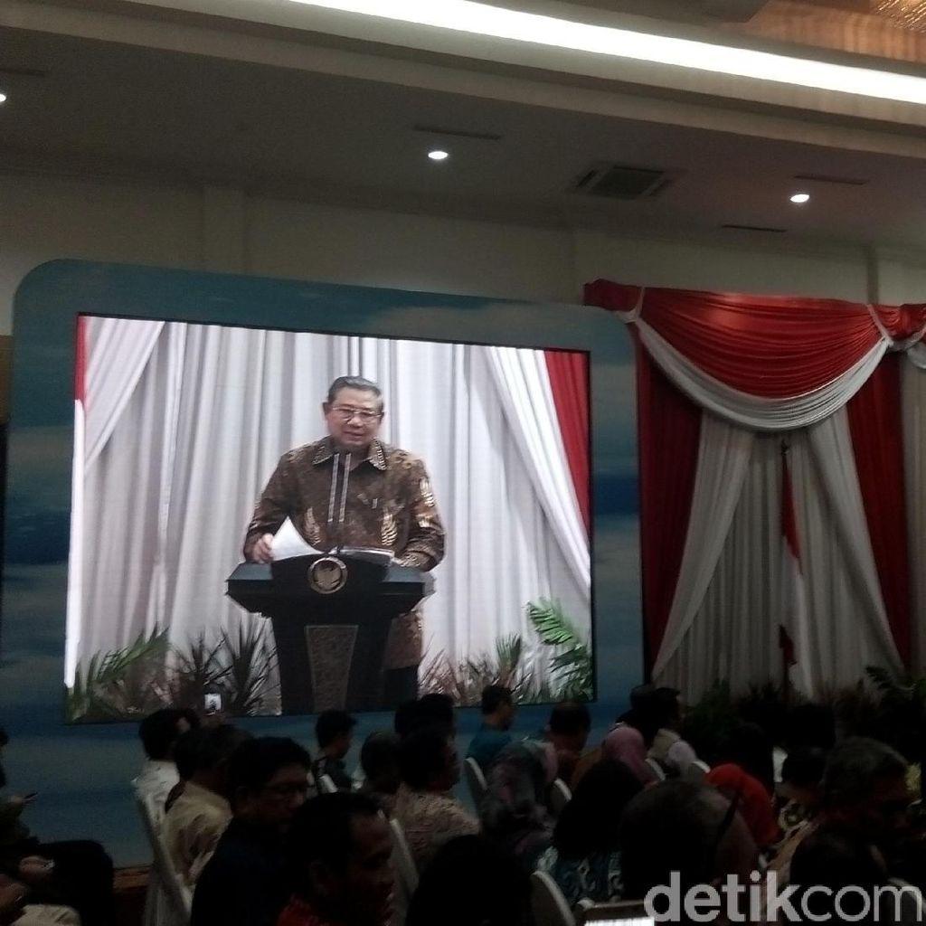 SBY Bicara Soal Netralitas Pers Indonesia