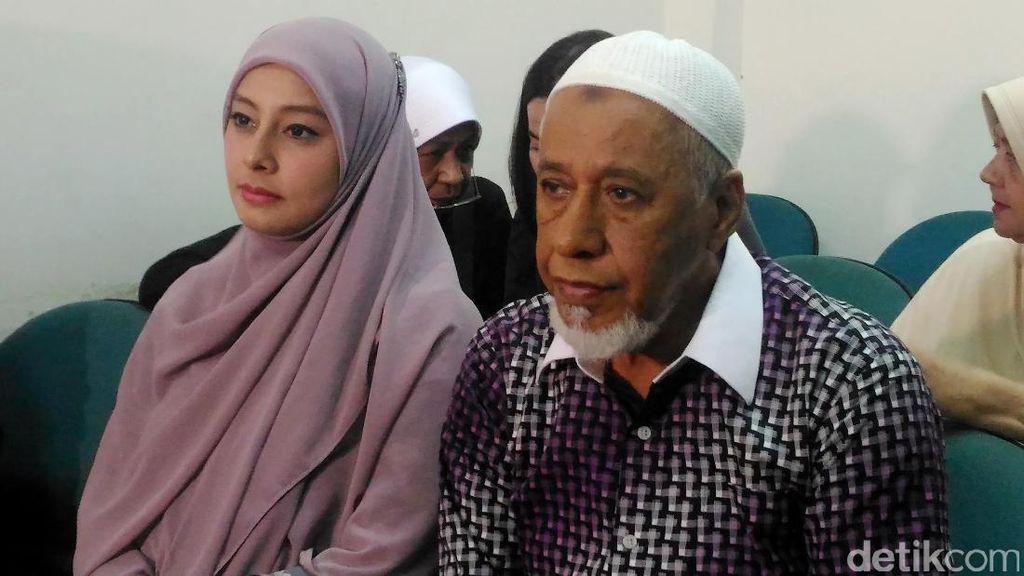 Mediasi Gagal, Istri Pertama Ustad Al Habsyi Pelit Bicara
