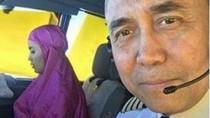 Kopilot Cantik Garuda Salat di Kokpit Pesawat Jadi Viral di Medsos