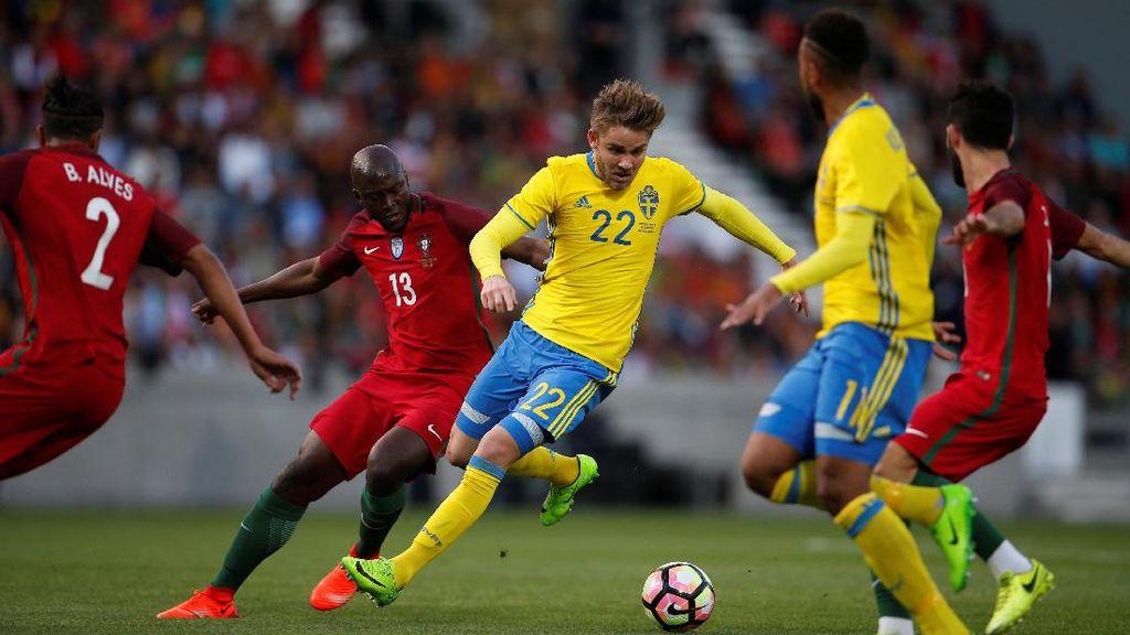Santos Kecewa dengan Pertahanan Portugal