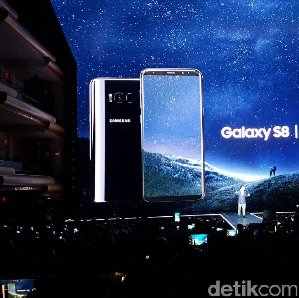 Live Report: Peluncuran Galaxy S8