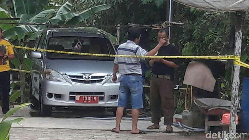Pelaku Penembakan Rumah Ketua LAM Natuna di Kepri Masih Diburu