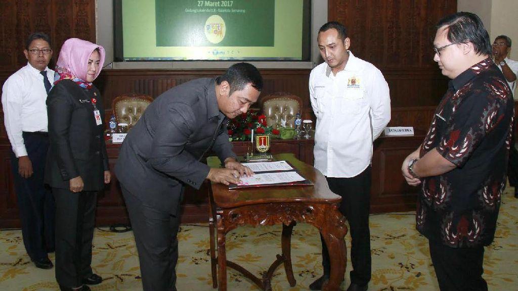 Majukan Bisnis UMKM dan UKM, Pemkot Semarang Gandeng Toko Online
